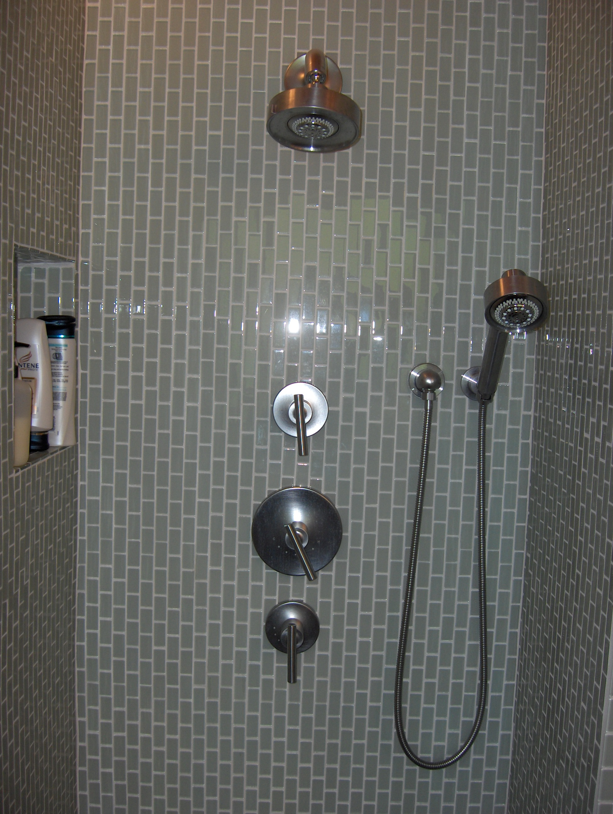 The Shower ...