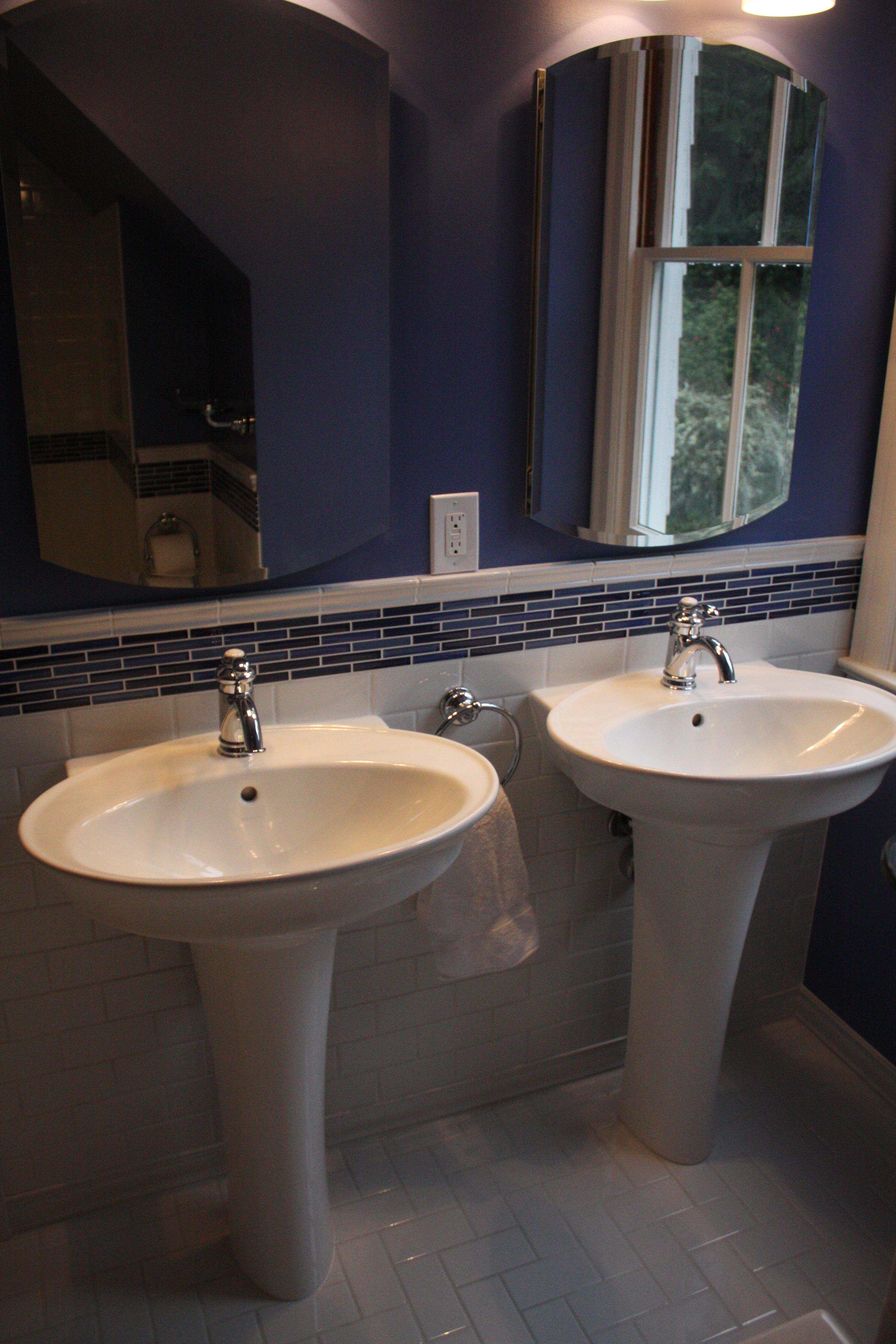 two - Modern Design Bathrooms 2010